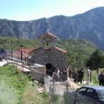 και άλλο εκκλησάκι στον Παρνασσό
